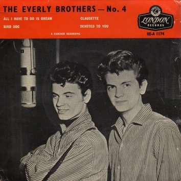 All I Have to Do Is Dream The Everly Brothers