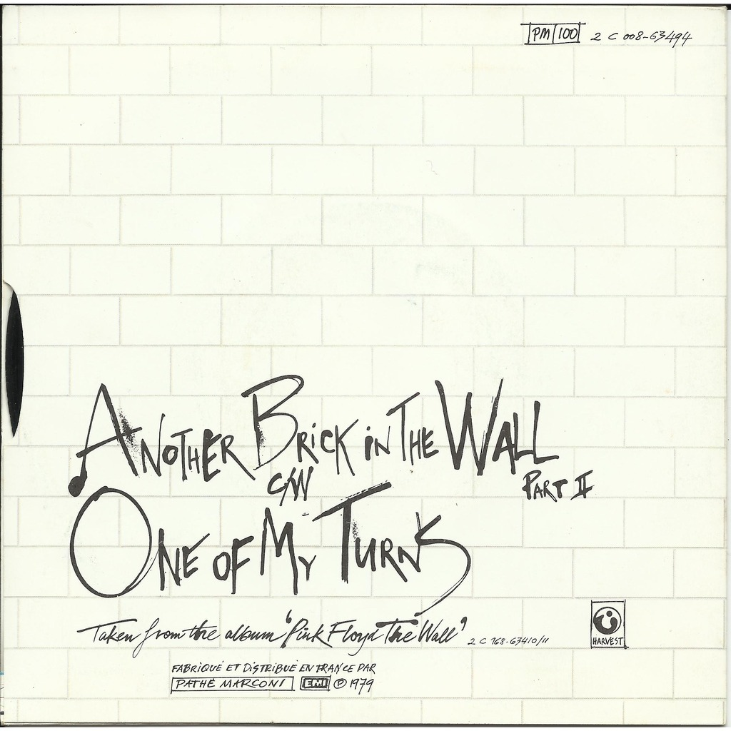Another Brick In the Wall (Part II) Pink Floyd