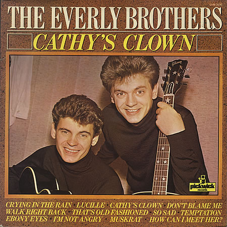 Cathy's Clown The Everly Brothers