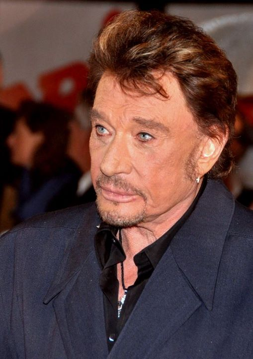 Chaque seconde Johnny Hallyday