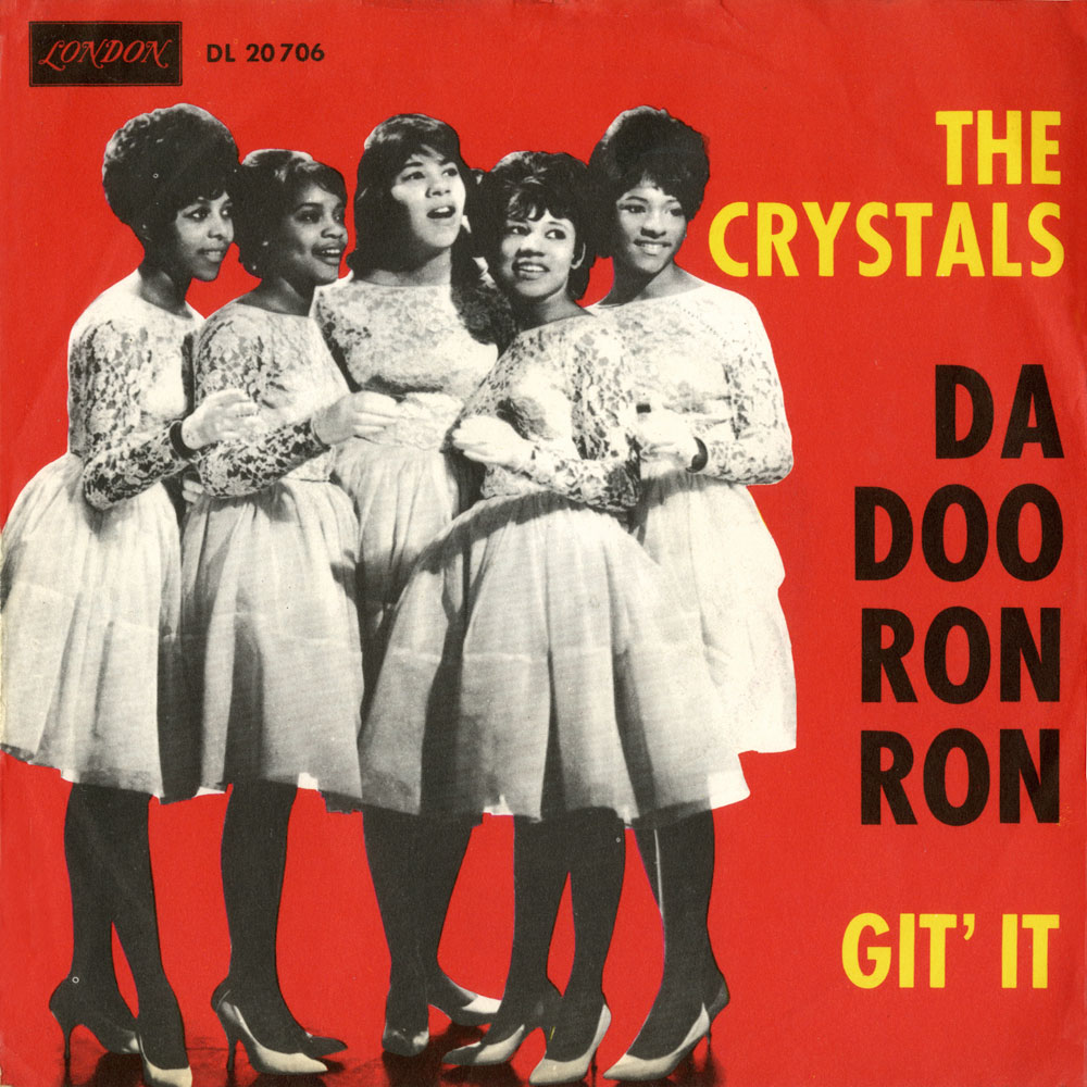 Da Doo Ron Ron (When he Walked me Home) The Crystals