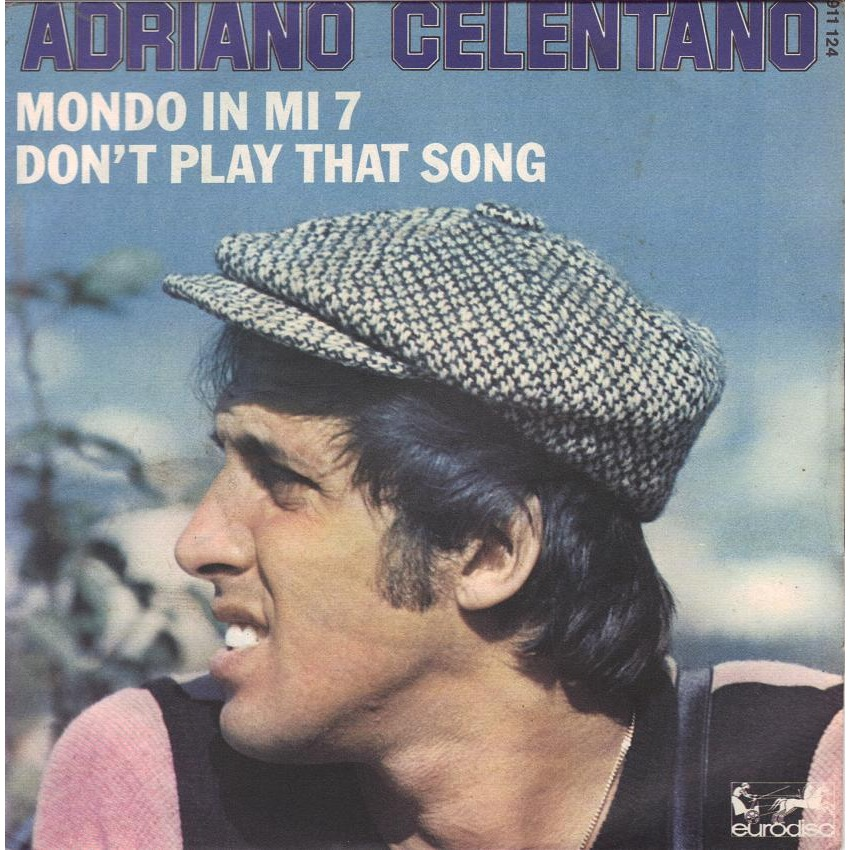 adriano celentano songs. Black Bedroom Furniture Sets. Home Design Ideas