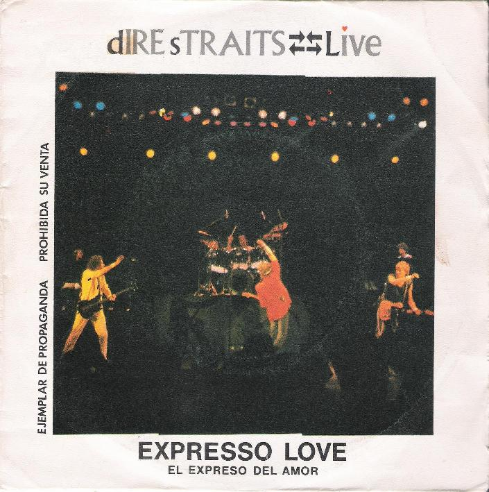 Expresso Love Dire Straits