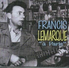 Francis Lemarque