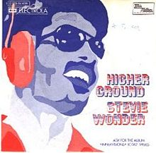 Higher Ground Stevie Wonder