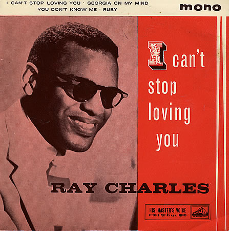 I Can't Stop Loving You Ray Charles