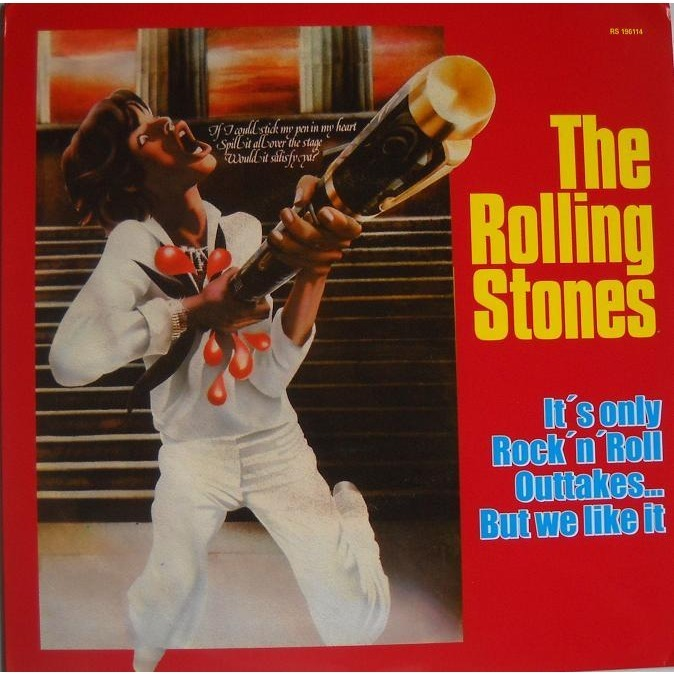 It's Only Rock'n'Roll (But I Like it) The Rolling Stones
