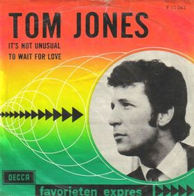 It's not Unusual Tom Jones
