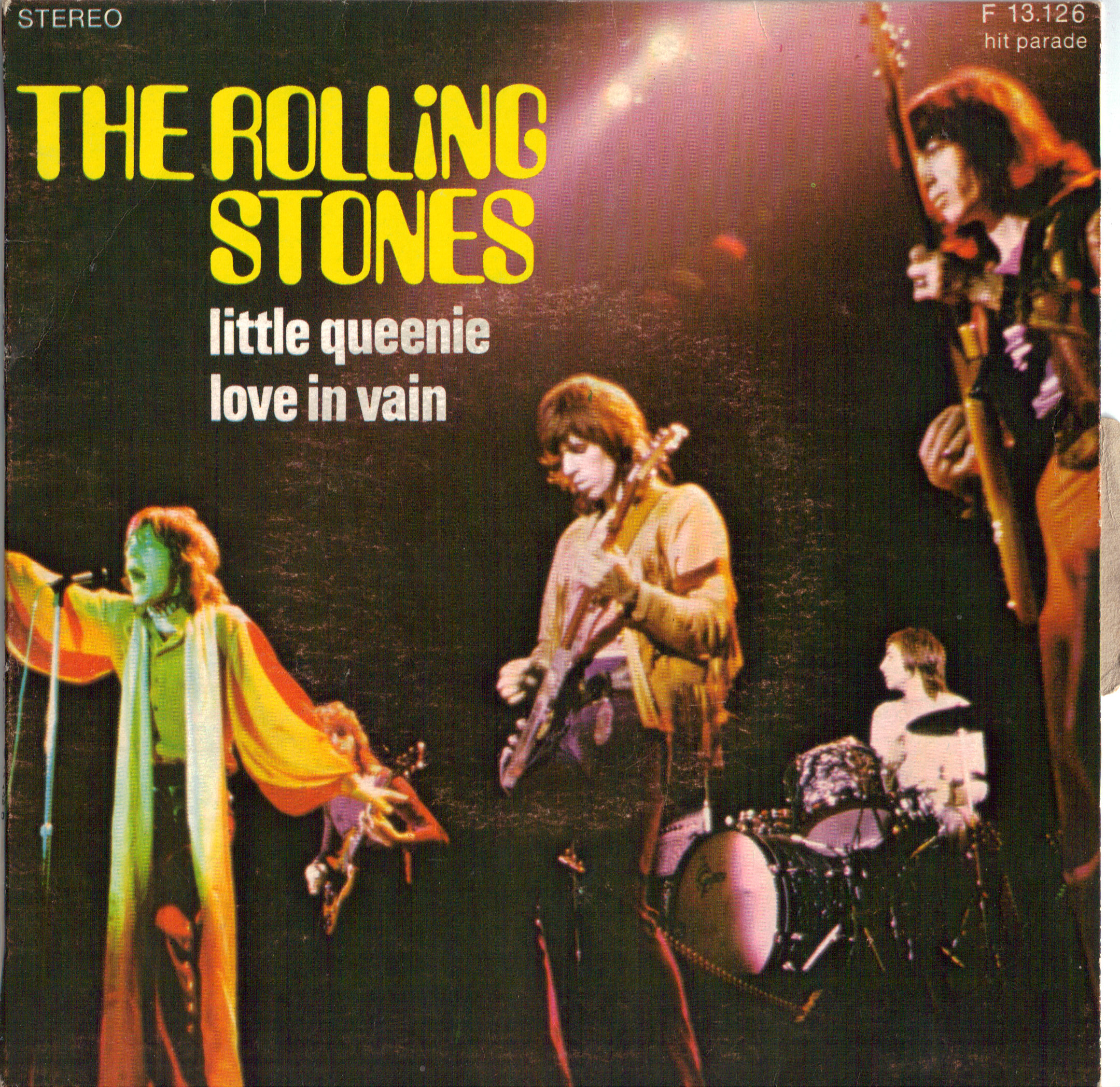 Love in Vain The Rolling Stones