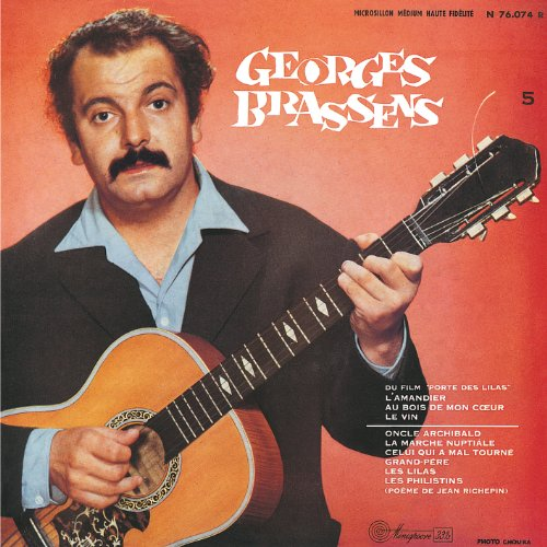 Oncle Archibald Georges Brassens