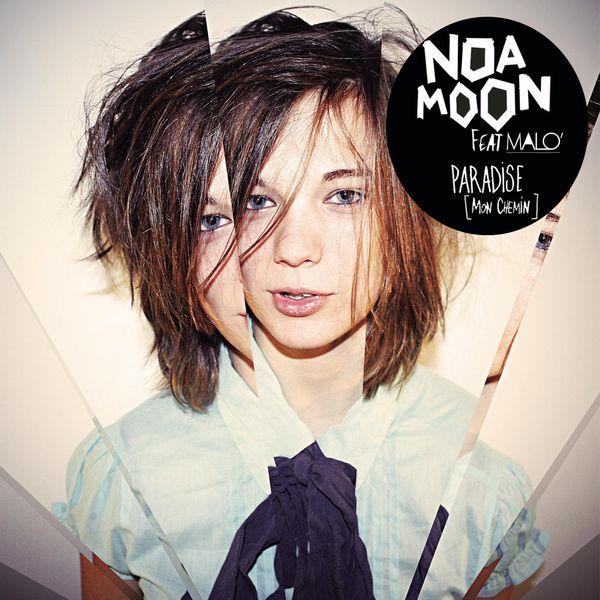partition guitare paradise noa moon