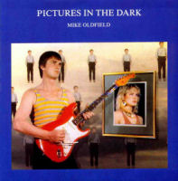 Pictures in the Dark Mike Oldfield