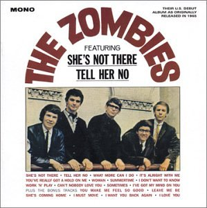 She's Not There The Zombies