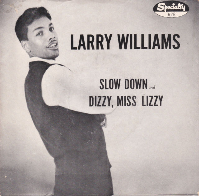 Slow Down Larry Williams
