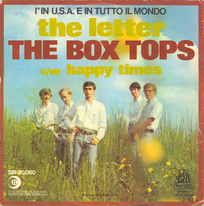The Letter The Box Tops