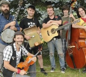 The Québec Redneck Bluegrass Project
