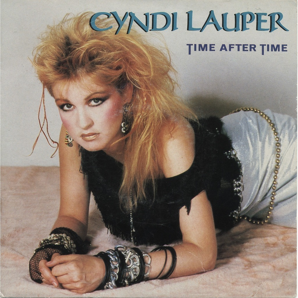 Time After Time Cyndi Lauper