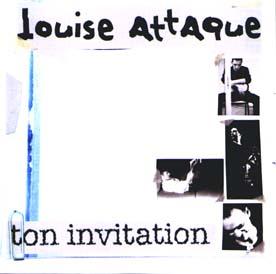 Tab et paroles de ton invitation de louise attaque ton invitation louise attaque stopboris Image collections