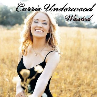Wasted Carrie Underwood
