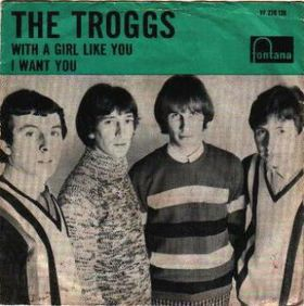 With a Girl Like You The Troggs